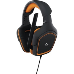 Logitech Prodigy G231 Wired Over-the-head Stereo Headset