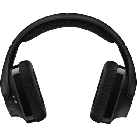 Logitech Wireless G533 Wireless Stereo Headset - Over-the-head - Circumaural