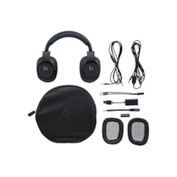 Logitech G433 Wired Over-the-head Stereo Headset - Black