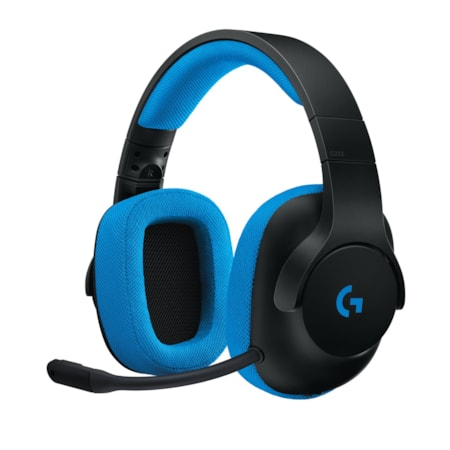 Logitech Prodigy G233 Wired Over-the-head Stereo Gaming Headset