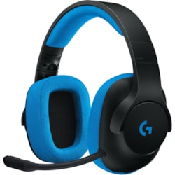 Logitech Prodigy G233 Wired 40 mm Stereo Headset - Over-the-head - Circumaural