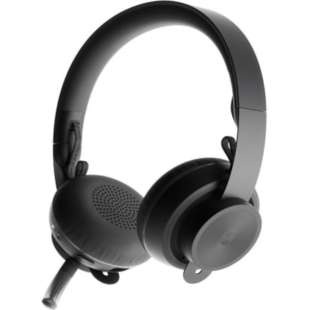 Logitech Zone Wireless Plus Wireless Over-the-head Stereo Headset