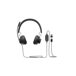 Logitech Zone Wired Over-the-head Stereo Headset