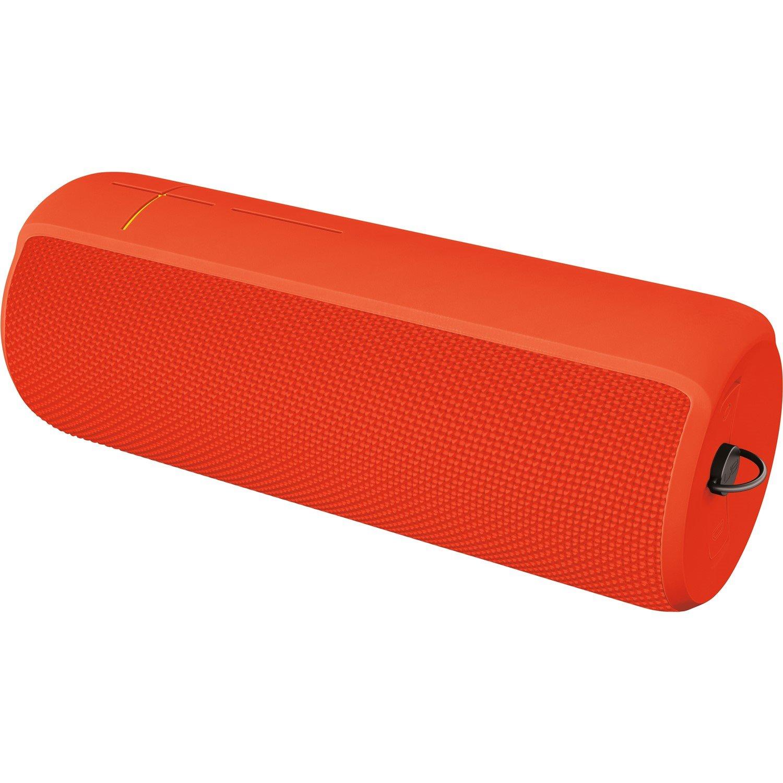 Buy Ultimate Ears Megaboom Speaker System Wireless Speakers Plum Battery Rechargeable Orange