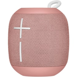 Ultimate Ears WONDERBOOM Speaker System - Wireless Speaker(s) - Portable - Battery Rechargeable - Cashmere Pink