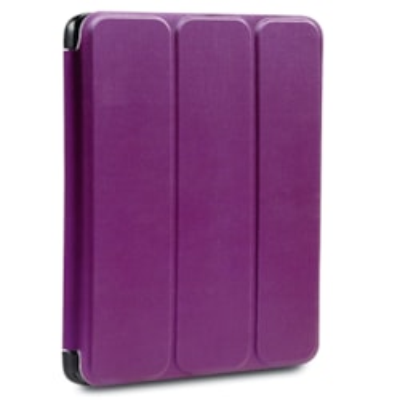Verbatim Folio Flex Carrying Case (Folio) iPad Air - Purple