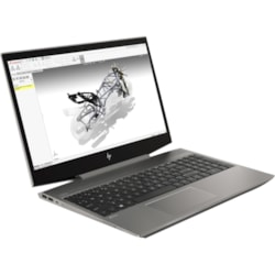 "HP ZBook 15v G5 39.6 cm (15.6"") Mobile Workstation - 1920 x 1080 - Xeon E-2176M - 16 GB RAM - 512 GB SSD - Turbo Silver"