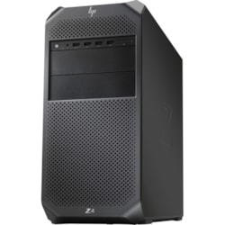 HP Z4 G4 Workstation - 1 x Intel Xeon Hexa-core (6 Core) W-2133 3.60 GHz - 32 GB DDR4 SDRAM RAM - 1 TB HDD - 1 TB SSD - Mini-tower - Black