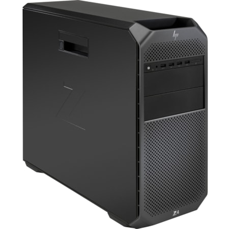 HP Z4 G4 Workstation - 1 x Core i9 i9-9920X - 64 GB RAM - 2 TB HDD - 1 TB SSD - Mini-tower - Black