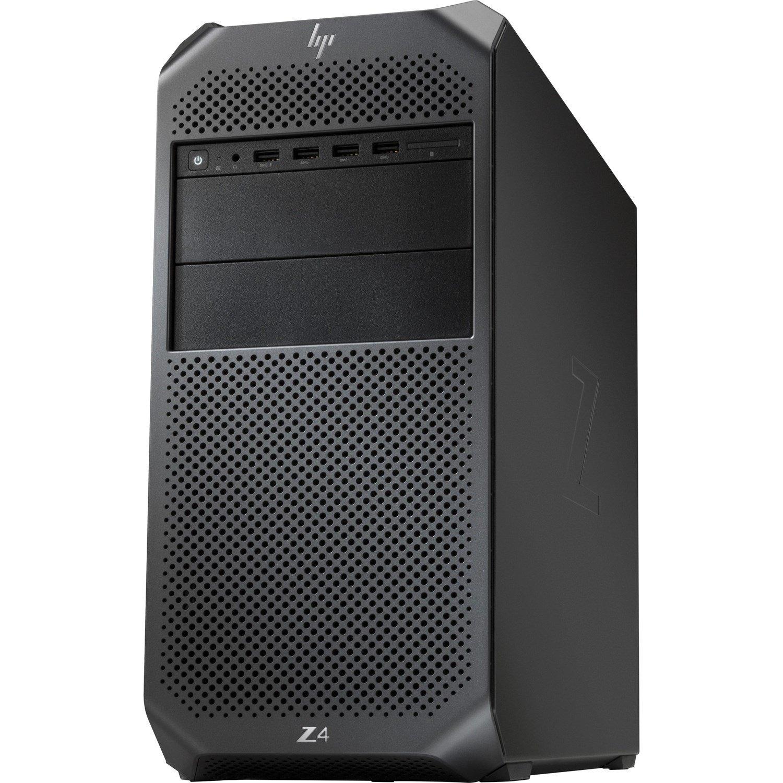 HP Z4 G4 Workstation - 1 x Core i9 i9-9920X - 64 GB RAM - 2 TB HDD - 1 TB SSD - Mini-tower - Black