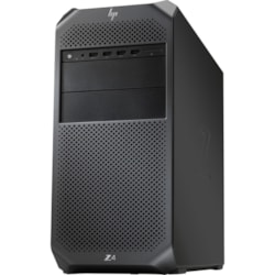 HP Z4 G4 Workstation - 1 x Core X-Series i7-7800X - 32 GB RAM - 1 TB HDD - 1 TB SSD - Mini-tower - Black