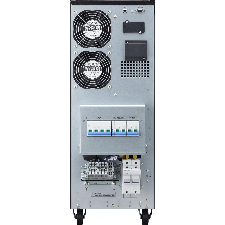 Eaton Dual Conversion Online UPS - 10 kVA/8 kWTower