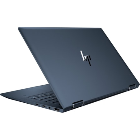 "HP Elite Dragonfly 33.8 cm (13.3"") Touchscreen 2 in 1 Notebook - 3840 x 2160 - Core i5 i5-8365U - 16 GB RAM - 512 GB SSD - Iridescent Blue"