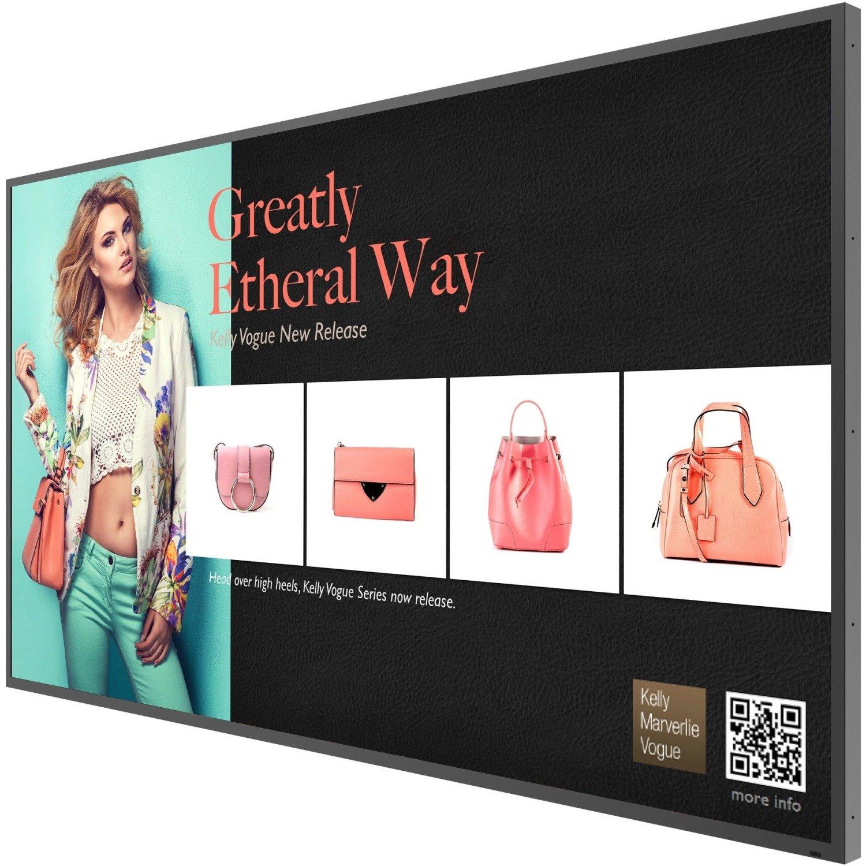 "BenQ ST750K 190.5 cm (75"") LCD Digital Signage Display"