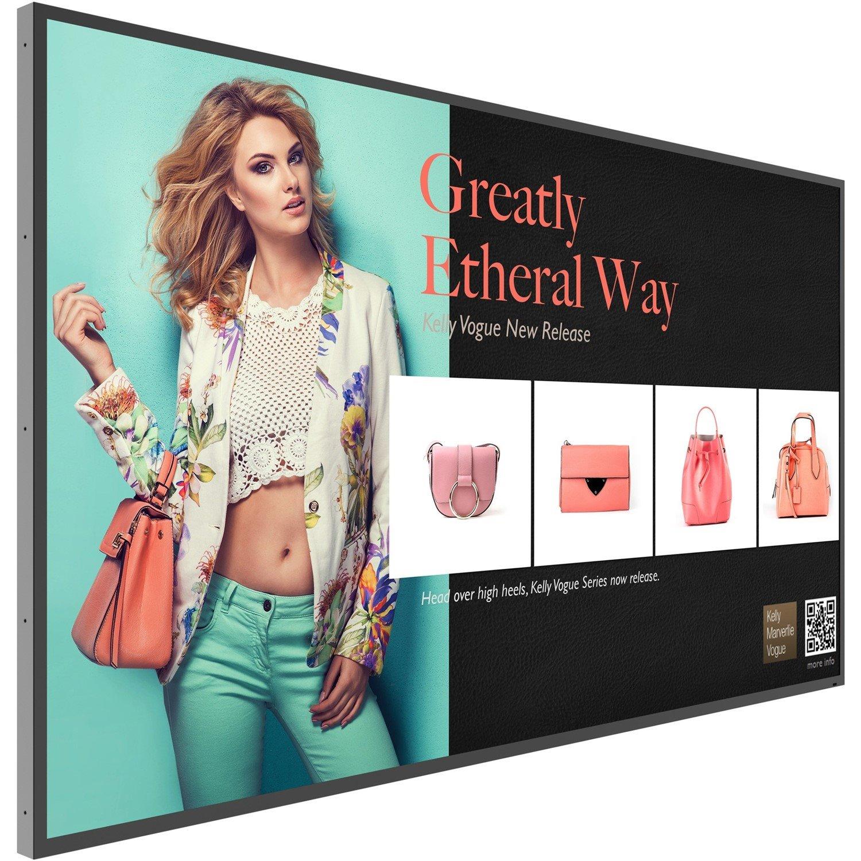 "BenQ ST860K 218.4 cm (86"") LCD Digital Signage Display"