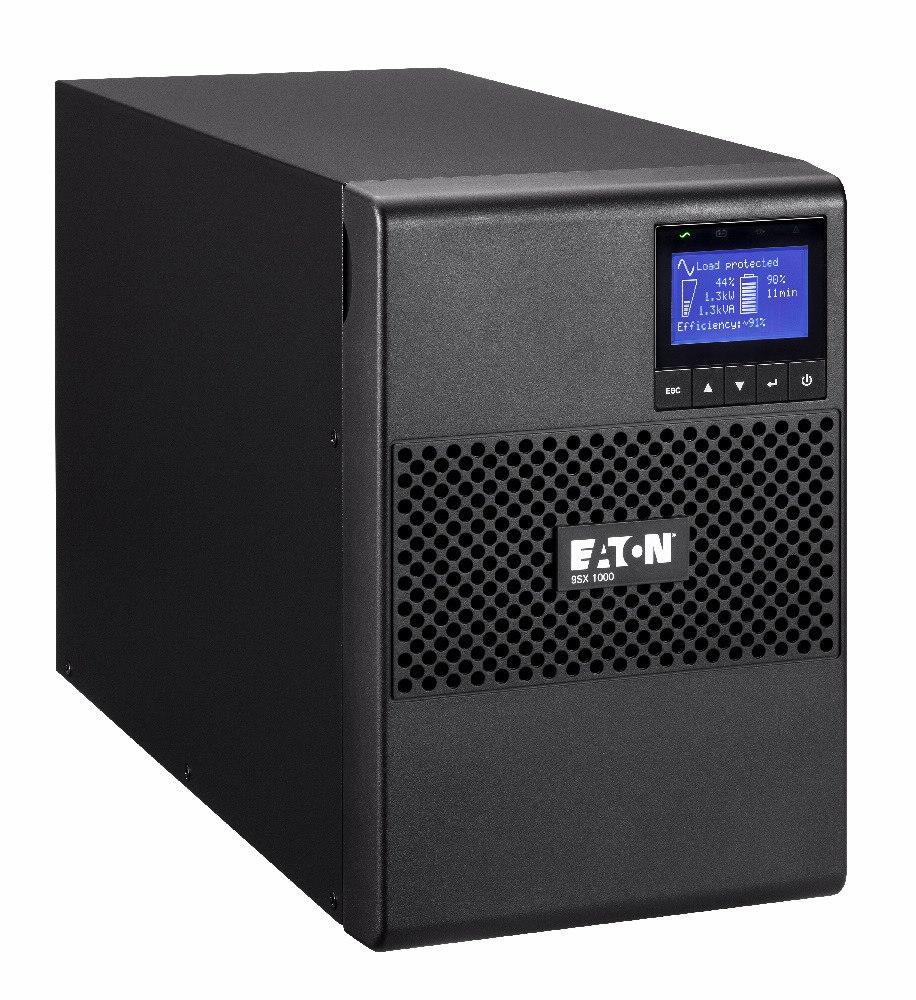 Eaton 9SX Dual Conversion Online UPS - 1.10 kVA/900 WTower