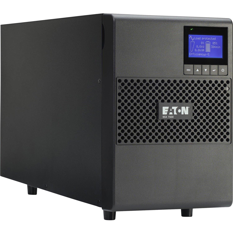 Eaton 9SX Dual Conversion Online UPS - 1.50 kVA/1.35 kWTower