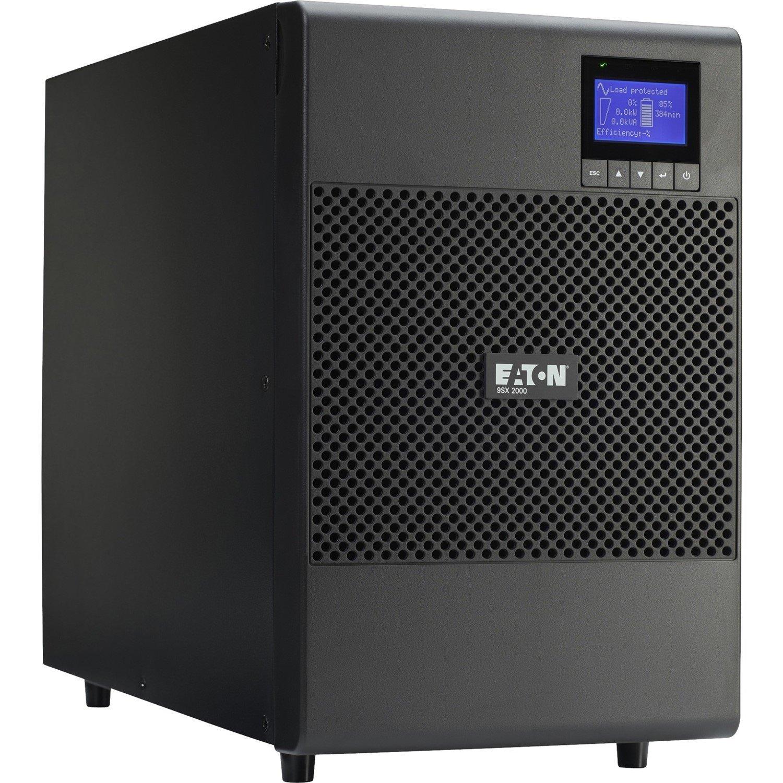 Eaton 9SX Dual Conversion Online UPS - 2 kVA/1.80 kWTower