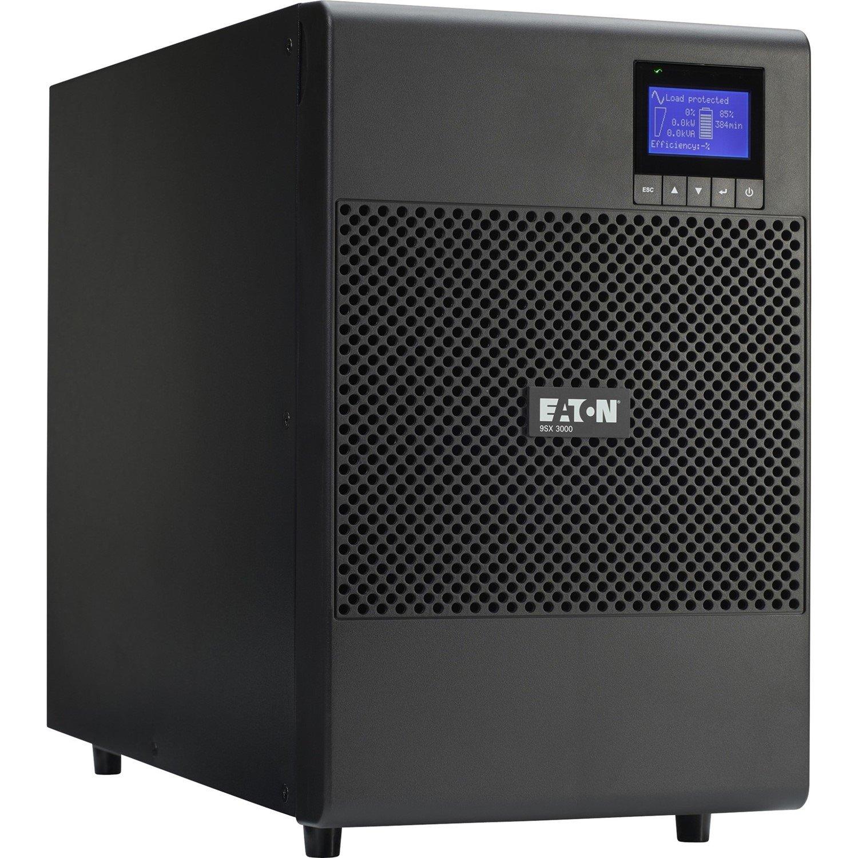 Eaton Dual Conversion Online UPS - 3 kVA/2.70 kW