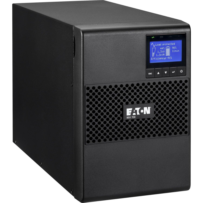 Eaton 9SX Dual Conversion Online UPS - 700 VA/630 WTower