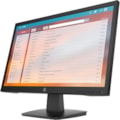 "HP P22v G4 54.6 cm (21.5"") Full HD LCD Monitor - 16:9 - Black"