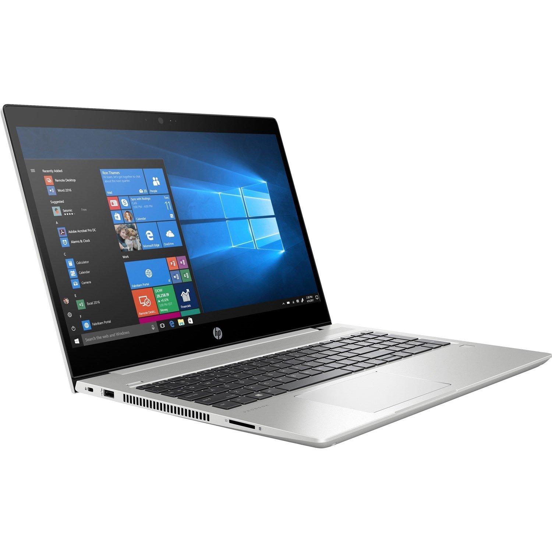"""HP ProBook 450 G7 39.6 cm (15.6"""") Notebook - 1920 x 1080 - Intel Core i5 (10th Gen) i5-10210U Quad-core (4 Core) 1.60 GHz - 8 GB RAM - 256 GB SSD - Pike Silver"""