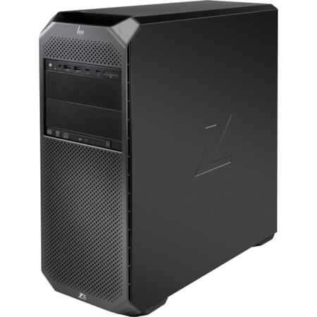 HP Z6 G4 Workstation - Xeon Silver 4216 - 64 GB RAM - 4 TB HDD - 1 TB SSD - Mini-tower - Black