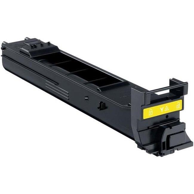 Konica Minolta A0DK253 Original Toner Cartridge - Yellow