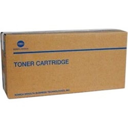 Konica Minolta Original Toner Cartridge - Black