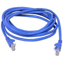 Belkin A3L980B02M-BLUS 2.13 m Category 6 Network Cable