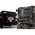 MSI A520M PRO Desktop Motherboard - AMD Chipset - Socket AM4