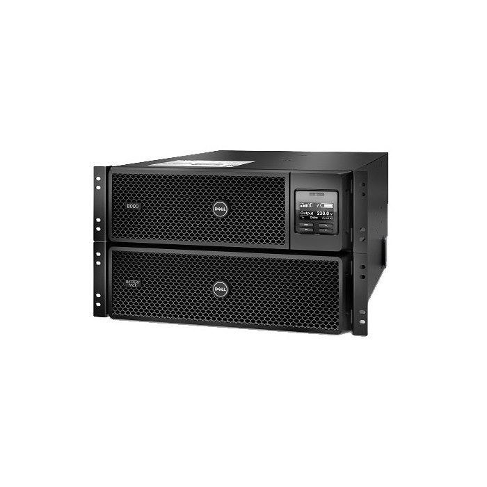 Dell Smart-UPS SRT Dual Conversion Online UPS - 8 kVA