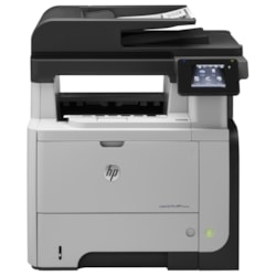 HP LaserJet Pro M521DW Laser Multifunction Printer - Monochrome - Plain Paper Print - Desktop