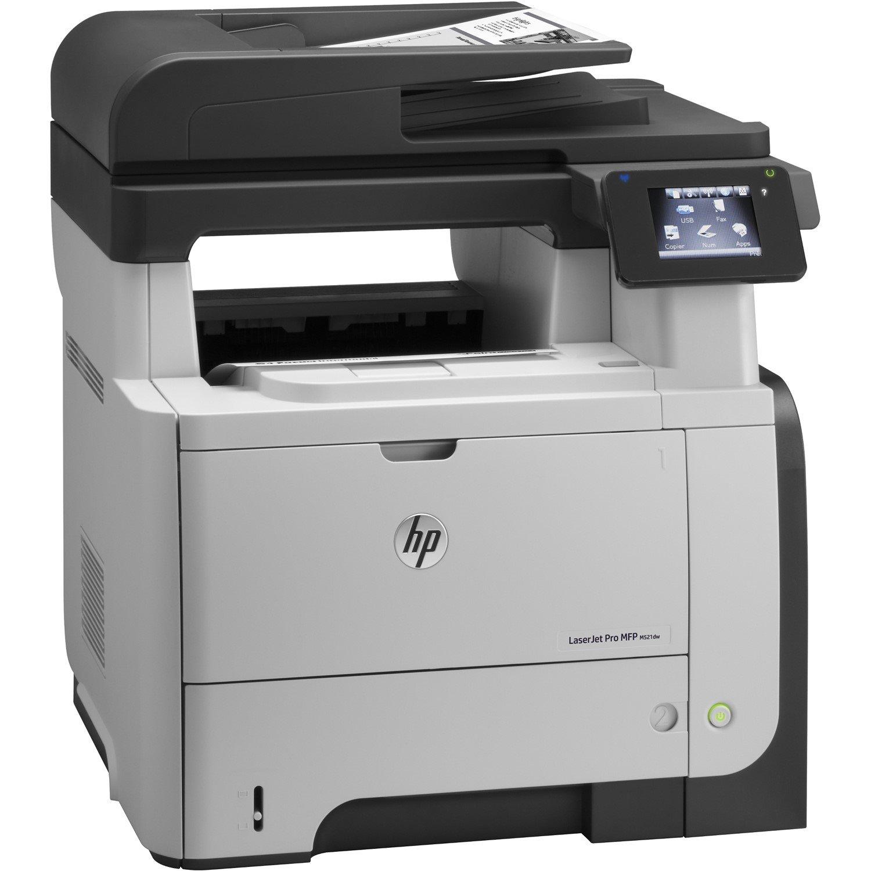 HP LaserJet Pro M521DW MFP Mono Laser Printer