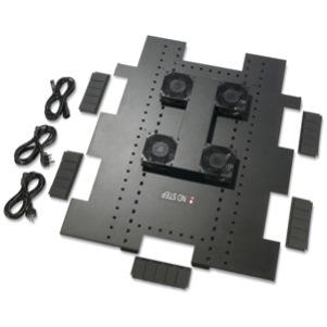 APC by Schneider Electric ACF504 Fan Tray - Black
