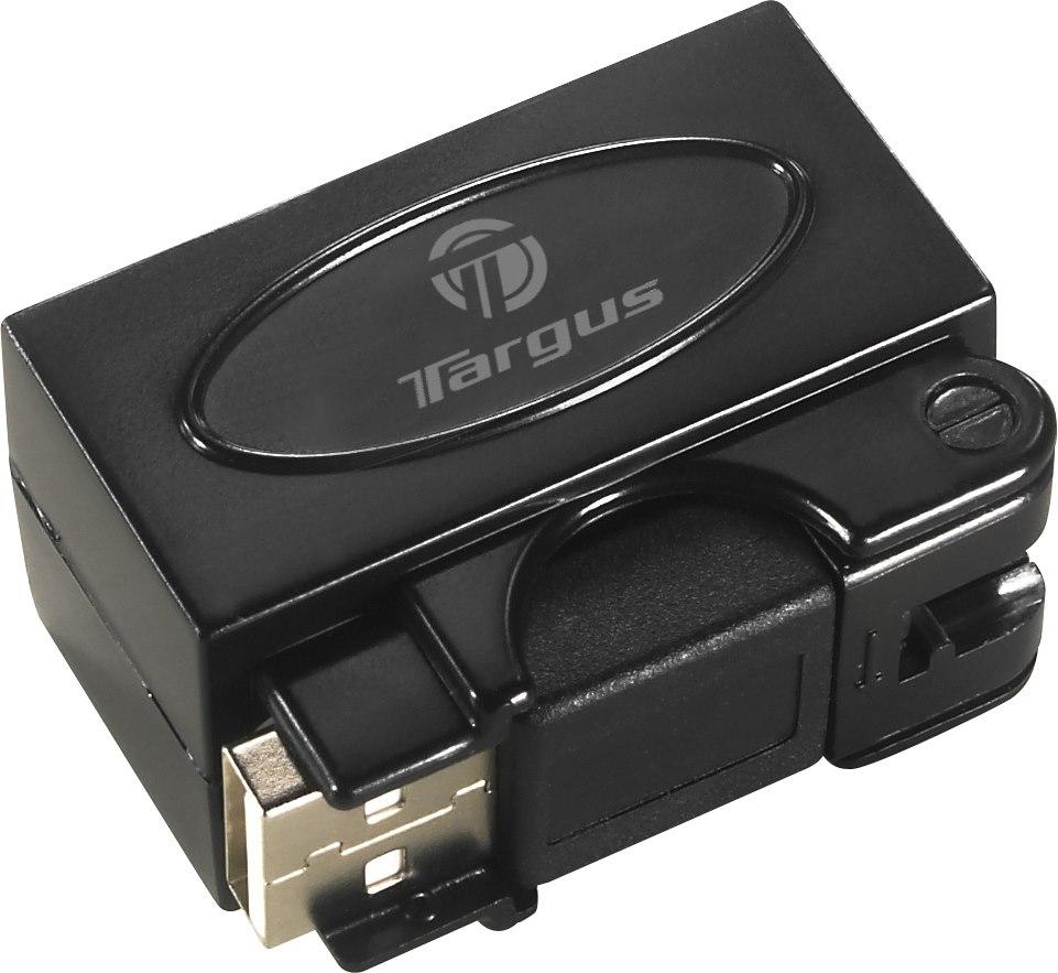 Targus ACH65AU USB Hub - USB - External
