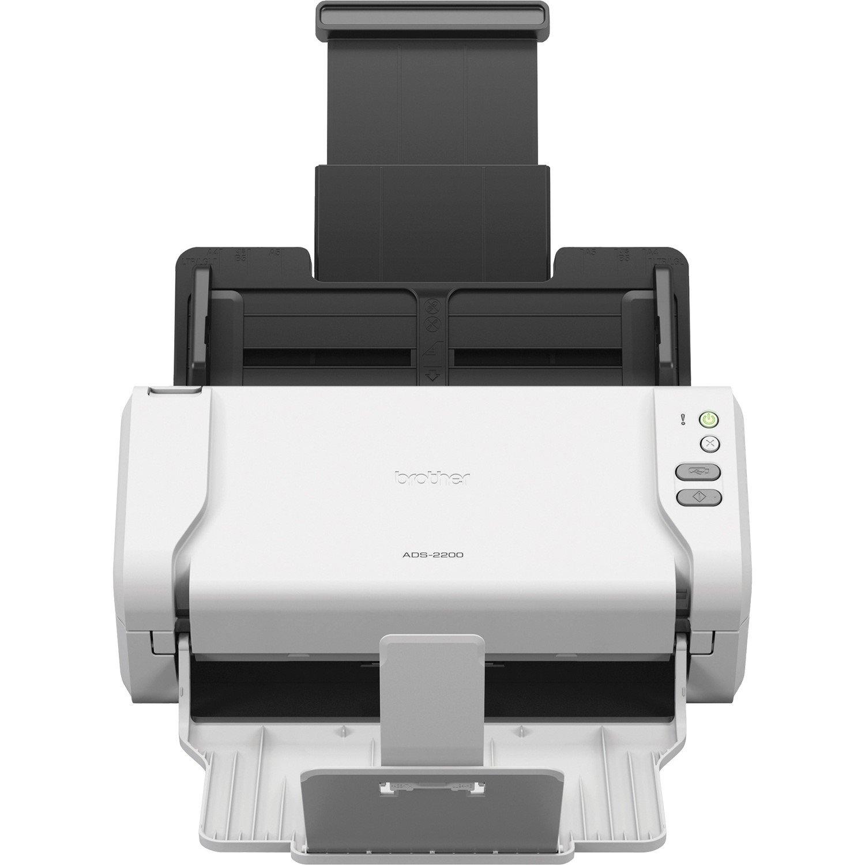 Brother ADS-2200 Sheetfed Scanner - 600 dpi Optical