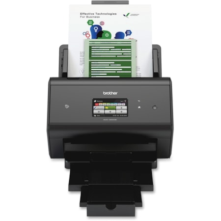 Brother ImageCenter ADS-3600W Sheetfed Scanner - 600 dpi Optical
