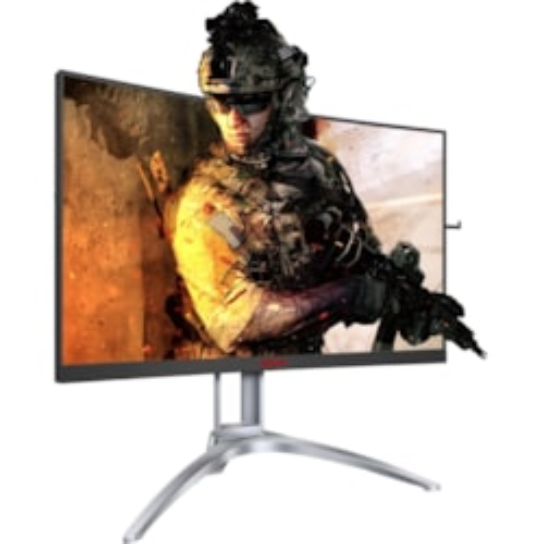 "AOC AGON AG273QCX 68.6 cm (27"") LCD Monitor - 1 ms MPRT"