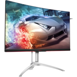 "AOC AGON AG322QC4 80 cm (31.5"") LED LCD Monitor - 4 ms GTG"