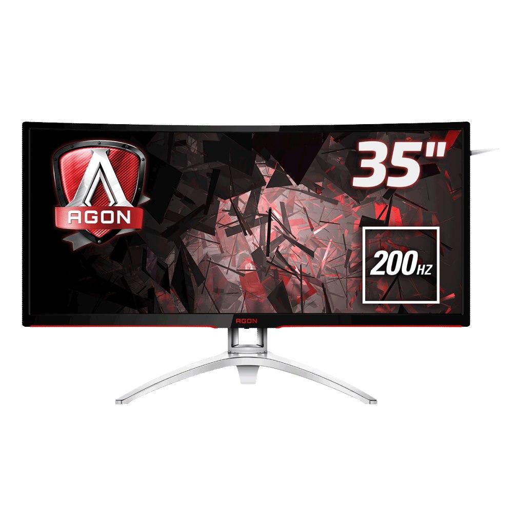 "AOC AGON AG352QCX 88.9 cm (35"") LED LCD Monitor - 21:9 - 4 ms"