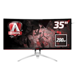 "AOC AGON AG352QCX 88.9 cm (35"") LED LCD Monitor - 21:9 - 4 ms"