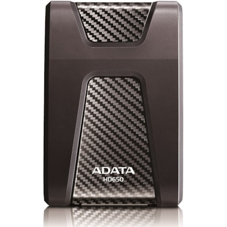 Adata DashDrive Durable HD650 4 TB Hard Drive - External - Portable