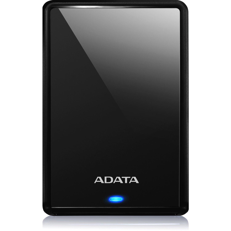 "Adata HV620S AHV620S-1TU31-CBK 1 TB Hard Drive - 2.5"" Drive - External - Portable"