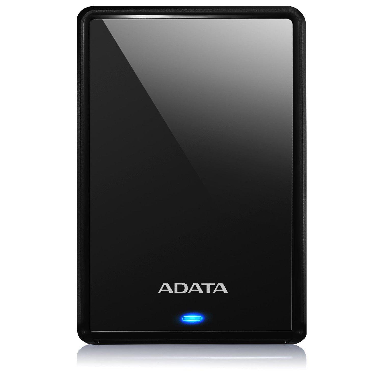 "Adata DashDrive HV620S AHV620S-2TU31-CBK 2 TB Hard Drive - 2.5"" Drive - External - Portable"