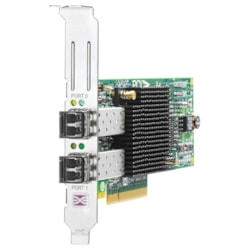 HPE Fibre Channel Host Bus Adapter - Plug-in Card