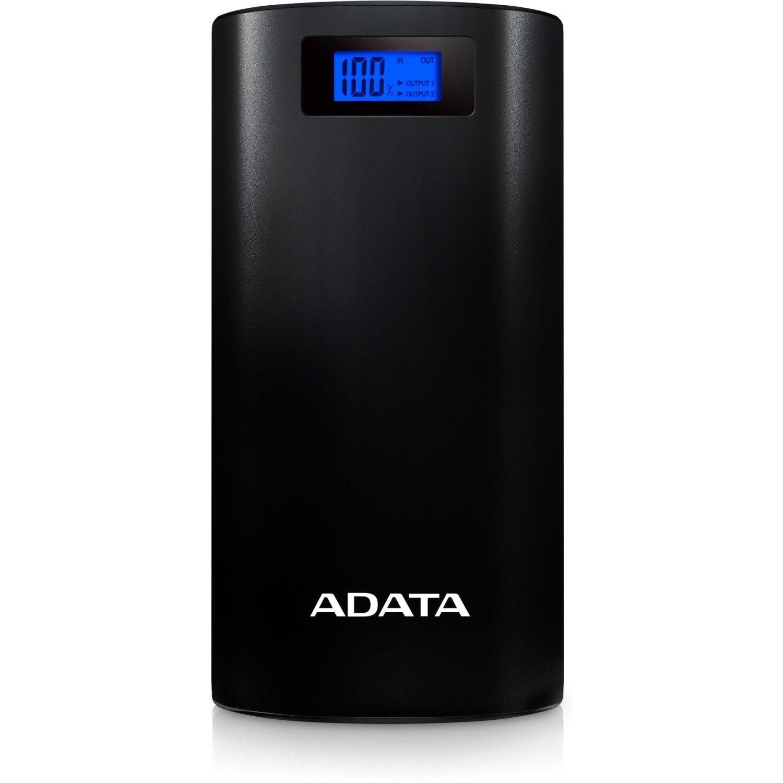 Adata P20000D Power Bank - Black