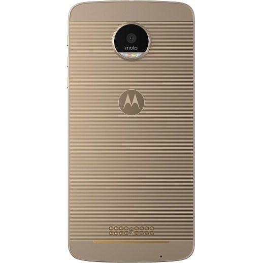 "Motorola Moto Z 64 GB Smartphone - 14 cm (5.5"") AMOLED QHD 2560 x 1440 - 4 GB RAM - Android 6.0.1 Marshmallow - 4G - White"
