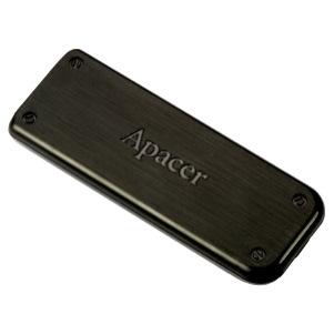 Apacer AH325 64 GB USB 2.0 Flash Drive - Black