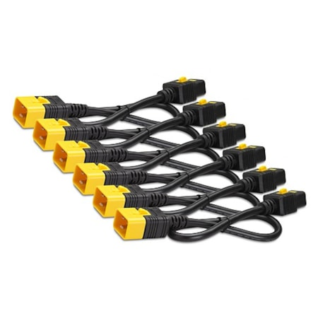 APC by Schneider Electric AP8712S Power Extension Cord - 61 cm